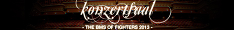 konzertsaal - THE BMS OF FIGHTERS 2013 -